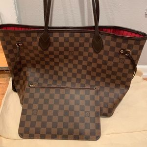 LV NEVERFULL MM SIZE